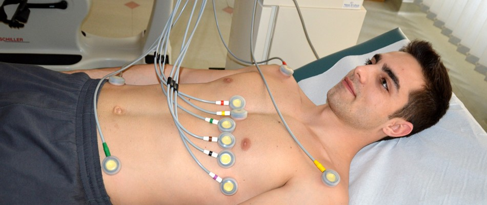 EKG – Elektrokardiogram